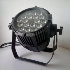 18*12w 4in1 Outdoor Led Par Can