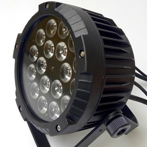18*15W outdoor led par light