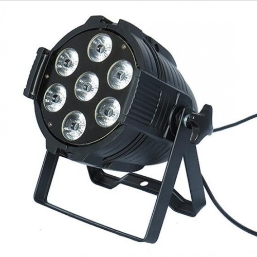 7*15W indoor led par light